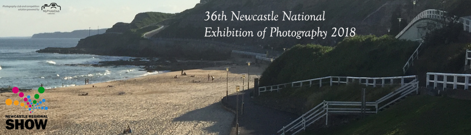 36th Newcastle National Exhibition of Photography 2018